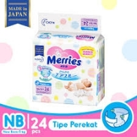 Kao Merries Baby Diapers