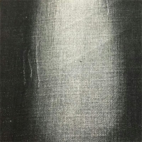 Black Slub Cotto Spandex Denim Jeans Fabrics