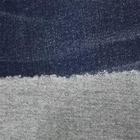 Super Stretch Satin Cotton/Spandex Denim Fabric