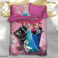 Bedding Set Childrens Single 4pcs