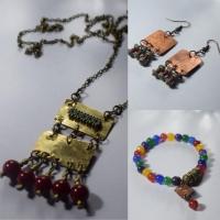 Handmade Costume Jewellery