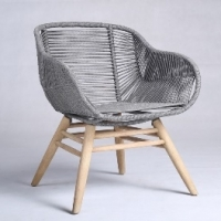 Low-Back Armchair