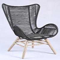 King Lounge Armchair