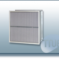 Deep Pleat High temperature Hepa Filter