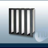 Mini Pleat V Bank Medium Filter