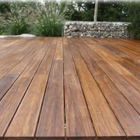 Bamboo Decking And Panelling