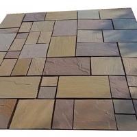 Multi Color Paving Sandstone