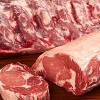 Halal Certified Frozen Beef Meat