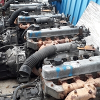 Model Nissan FE6 Used Engines