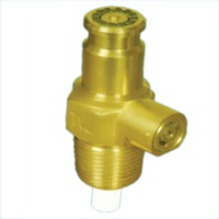 Self Closing Safety Release Valves