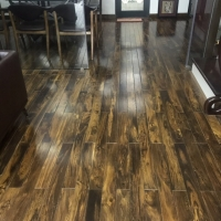 Black Sap Wood Flooring