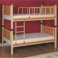 Dormitory Wooden-metal Bunk Bed (90*190)