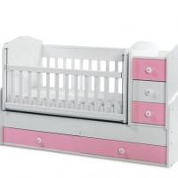 Baby Crib Bed