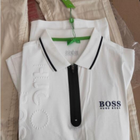Hugo Boss Brand T-shirt Polo