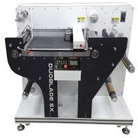 Duoblade SX Roll Label Finisher