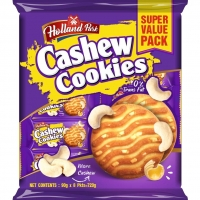 Holland Park Cashew Cookies