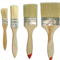 Paint Wooden Handle Brush