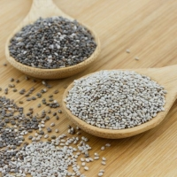 Organic High Quality White And Black Chia Seed