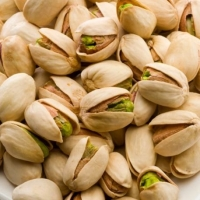 Pistachio With And Without Shell