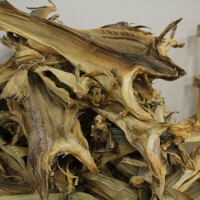 Dried Salted Stock Fish