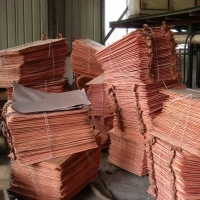High Quality Electrolytic Copper Cathode 99.99