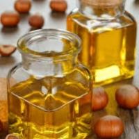 Refined Natural Organic Hazelnut Oil