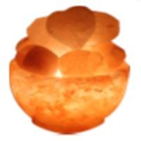 Crystal Rock Salt Lamp
