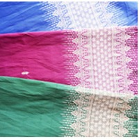 Khmer Tradional Jacquard Fabric