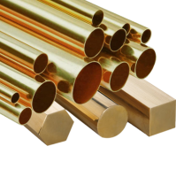 Brass Rods and Pipes