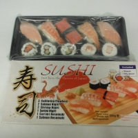 Frozen Ready To Eat Sushi