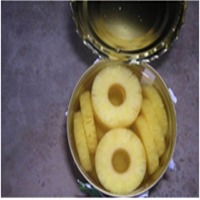 Canned Pineapple Fruit