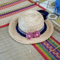 Straw Hat/ Palm Leaf Hat