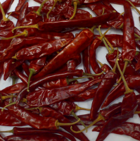 Endo - 5 Dried Red Chilli With Stem