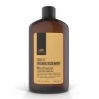 Orax5 Organic Rosemary Mouthwash
