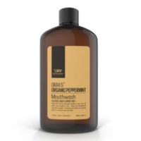 Orax5 Organic Peppermint Mouthwash