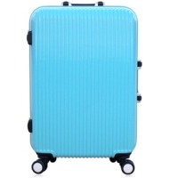 APS+PC Alloy Frame Trolley Luggage/ Suitcase