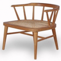 Vintage Furniture: Teak Chair