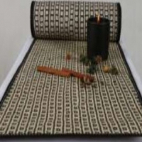 Rattan Decorative Table Runner