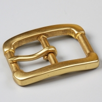 Pin Belt Buckle Center Bar Belt Strap Buckle