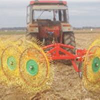 Hay Cut Rake, Rotary Rake, Grass Mower