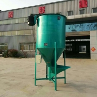 XL-0.5 straw feed mixer, 500 Kgs/h 3Kw motor