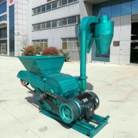 Mini-type hammer no-sieve disintegrator/crusher