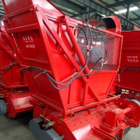 Straw Chopping And Collector, Model: 4JS-165