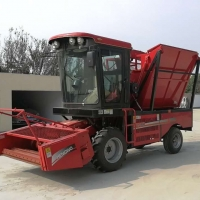 Self - Propelled Silage Maize Harvester