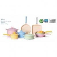 Ceramic Antibacterial Frying Pans