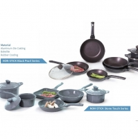 Non-Stick Antibacterial Frying Pans