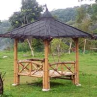 Bamboo Gazebo Bamboojava
