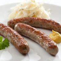 Chicken Nuremberger Sausage