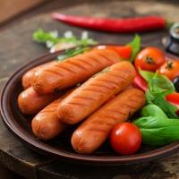 Chicken Sausage With Chilli