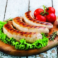 Pork Bratwurst Sausage